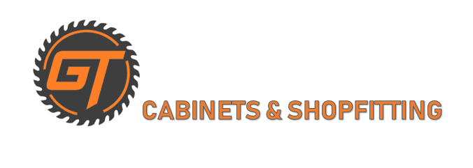 Logo and Link to GT Cabinets and Shopfitting - Souths Logan Magpies Jersey Sponsor