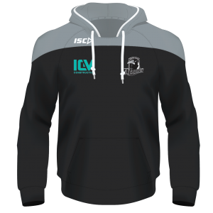 Souths Logan Magpies Official Hoody-front