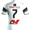 Souths Logan Magpies 2019 replica home jersey-back