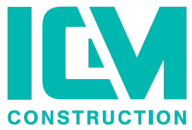Logo and Link to ICM Construction, principal naming rights sponsor of the Souths Logan Magpies.