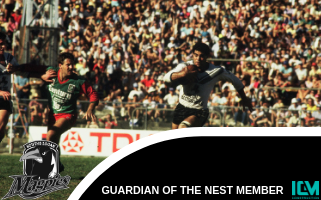 Souths Logan Magpies Guardians of the Nest membership card