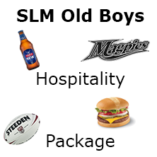 Old Boys Hospitality Package 2019
