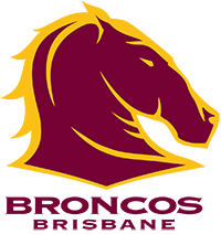Brisbane Broncos logo and link