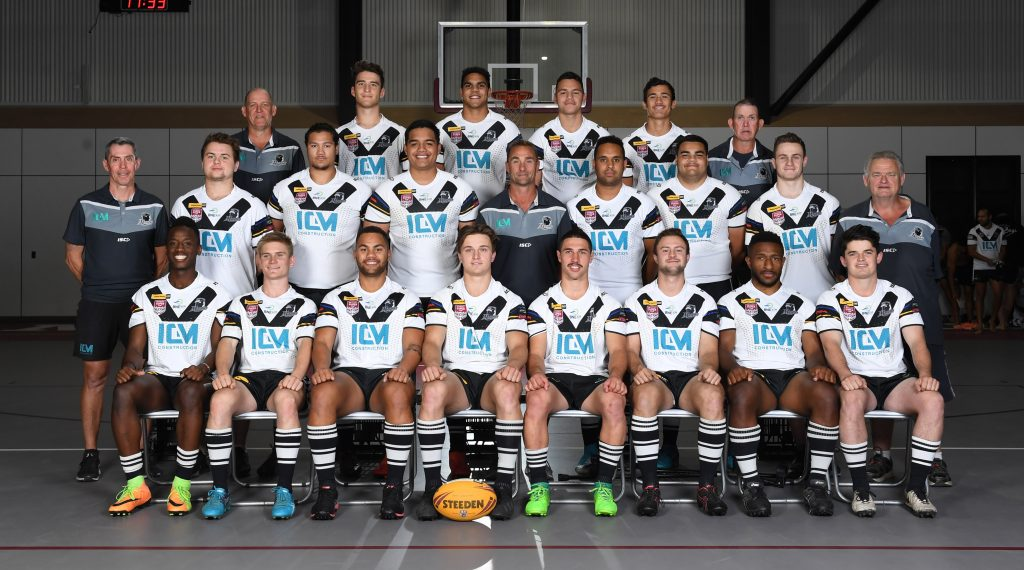 ICM Construction Souths Logan Magpies 2019 Colts squad.