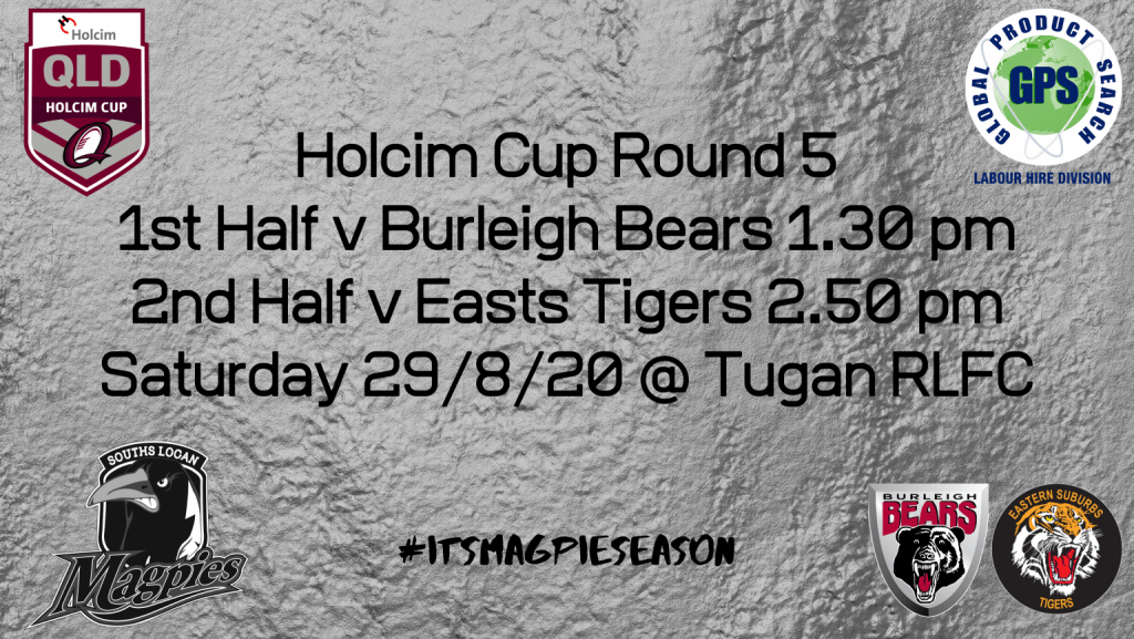 Holcim Cup Round 5 Preview