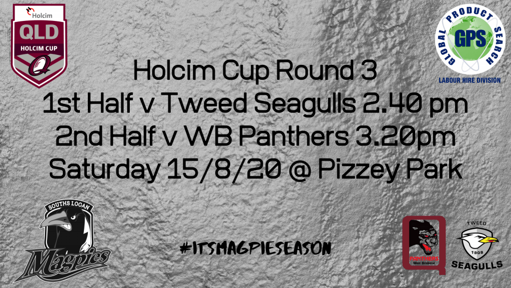 Holcim Cup Round 3 Preview