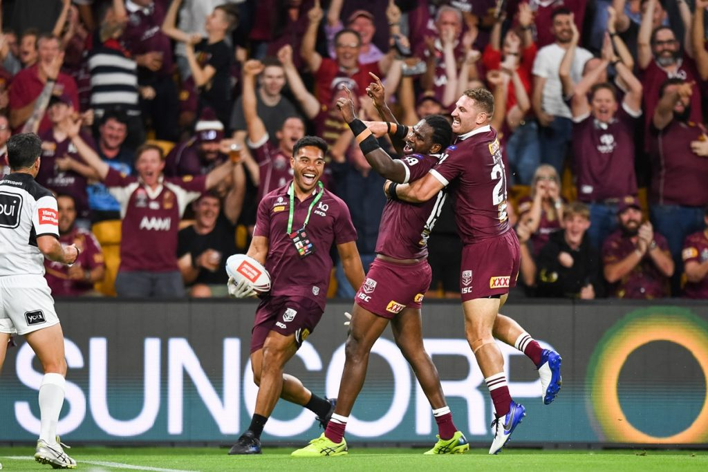 Magpies Galore as QLD bring both shields back to the Sunshine State